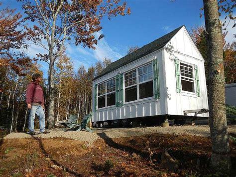 Small Home Builders Canada X Permit Cabin