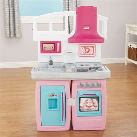Tikes Childrens Kitchen by Tikes Bake N Grow Kitchen In Pink Buy Play