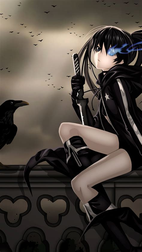 wallpaper girl android resolution 1440x2560 wallpapers raven girl android wallpapers