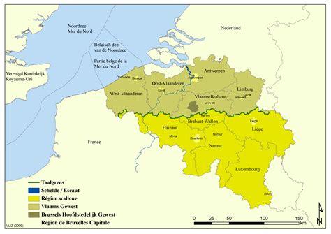 map og belgium map of belgium my