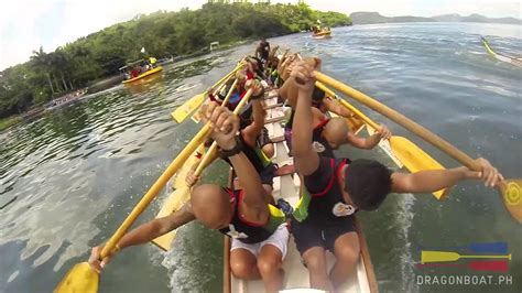 dragon boat national team aqua fortis dragon boat team during the philippine