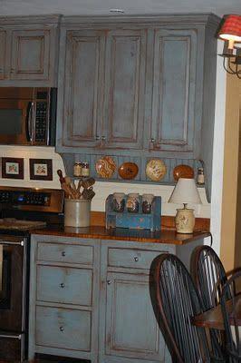 Primitive Painted Kitchen Cabinets 25 Best Ideas About Primitive Kitchen Cabinets On Pinterest Primitive Kitchen Primitive
