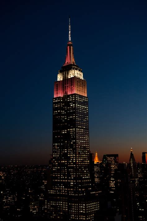 empire state building color empire state building to don lehigh colors mechanical