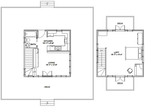 20 X 20 House Floor Plans Home Deco Plans | 20 x 20 house floor plans home deco plans