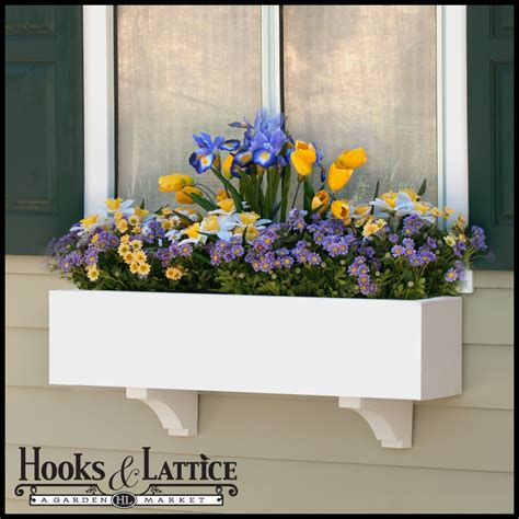small window box planter small deck planters small chic patio planter