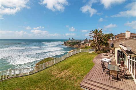 house rentals san diego area la jolla cliff house oceanfront vacation rental in la