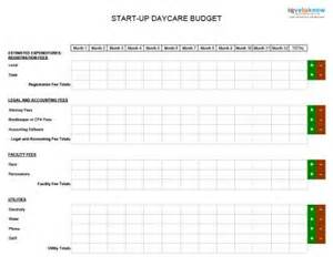 daycare expense spreadsheet autos post
