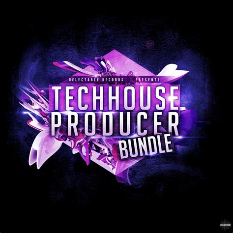 House Producer by Delectable Records Tech House Producer Bundle