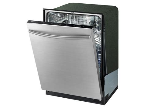 Samsung Dishwasher Top Dishwasher With Stainless Steel Tub Dishwashers Dw80f600uts Aa Samsung Us