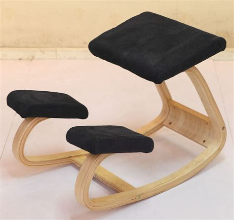Ergonomic Chair Design Ideas Original Ergonomic Kneeling Chair Stool Home Office Furniture Ergonomic Rocking Wooden Kneeling
