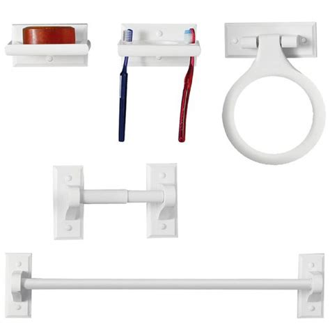 White Wood Wall Mounted Bathroom Set At Victorian Plumbing Uk White Wooden Bathroom Accessories