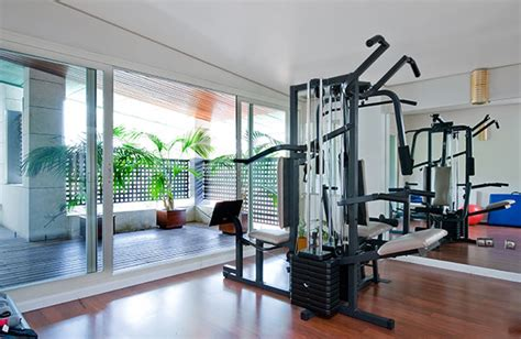 gimnasio en casa de una reforma una habitaci 243 n para montar un gimnasio en casa