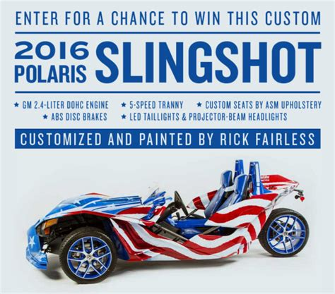Allstate Sweepstakes - allstate slingshot motorcycle sweepstakes