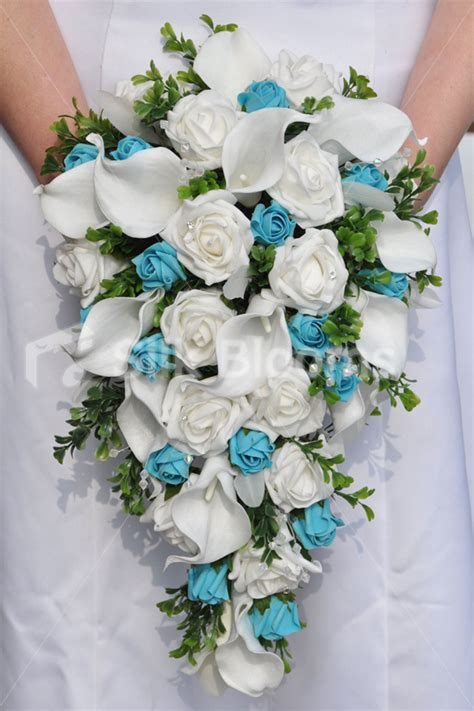 shop and aqua buds wedding teardrop long