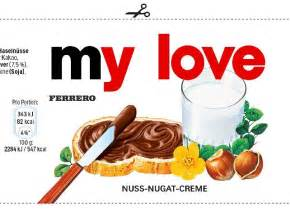 send you custom nutella jar labels fiverr