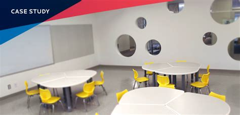 Best Furniture Planner 21st century classroom transition at a private school in