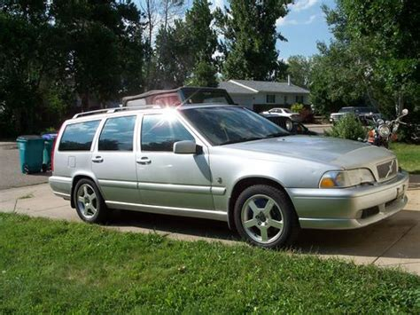 find   volvo   awd wagon  door  great shape  reserve  fort collins