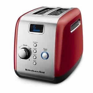 Kambrook Toaster Kitchenaid Artisan 2 Slice Toaster Empire Red Toasters
