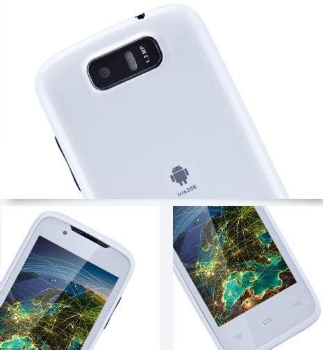 Hp Android Lava lava iris 356 hp android murah harga 700 ribu teknoflas