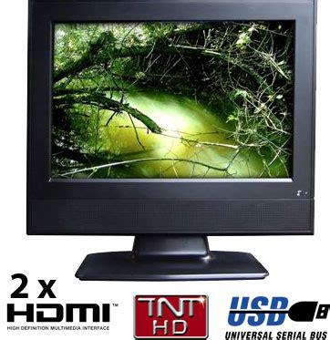Tv Lcd Votre tv lcd hd 19 pouces 48 cm hdmi usb tnt destockage grossiste