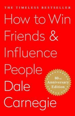 how to win friends influence books how to win friends and influence by dale carnegie