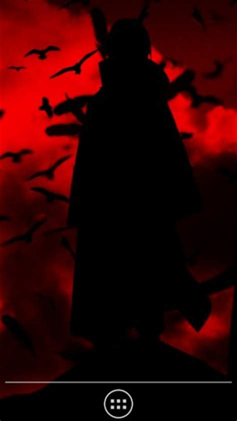 wallpaper android itachi download itachi uchiha hd livewallpaper for android appszoom