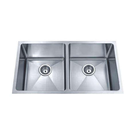 small stainless steel kitchen sinks acri tec stainless steel undermount bowl kitchen