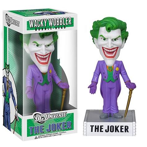 bobblehead joke dc universe batman joker bobble funko batman