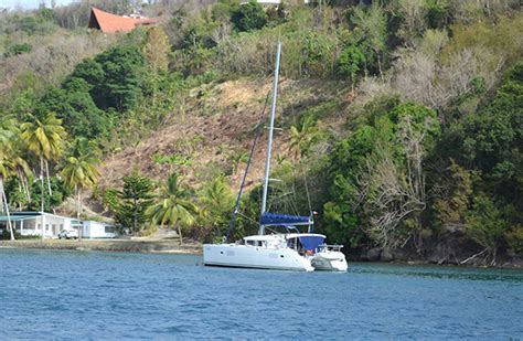 anchor boat overnight anchoring a sailboat when chartering sailing blog by