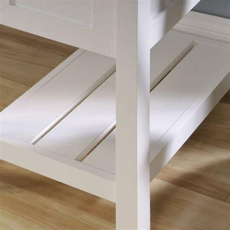 shaker style desk teknik office shaker style desk soft white