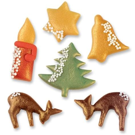 marzipan christmas cake decorations cupcake decorations