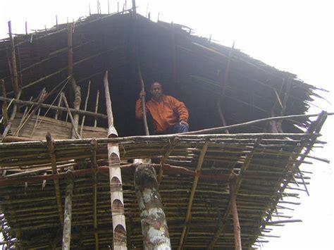 korowai tree houses file korowai treehouse 6 jpg wikimedia commons
