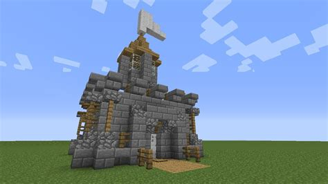 build a small castle minecraft how to build a mini castle youtube
