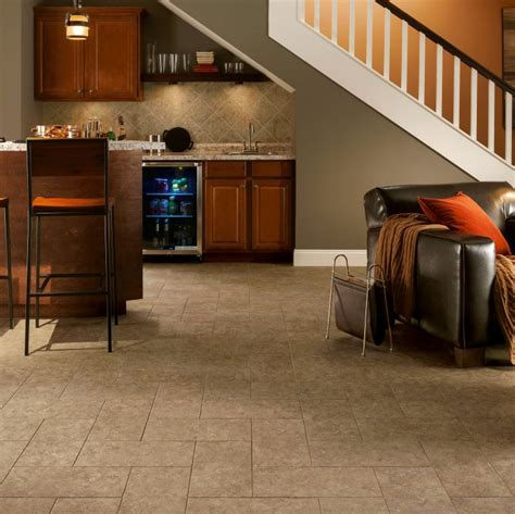 Flooring Basement Home Design