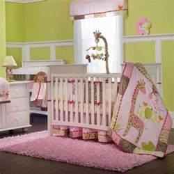 Pink Jungle Crib Bedding Top 5 Crib Bedding Sets By S Ebay