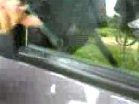 Cermin Pintu Belakang Viva membuka pintu kereta menggunakam nokia funnydog tv