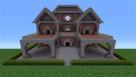 minecraft houses plans minecraft houses minecraft tutorial brick house 6 youtube minecraft pinterest
