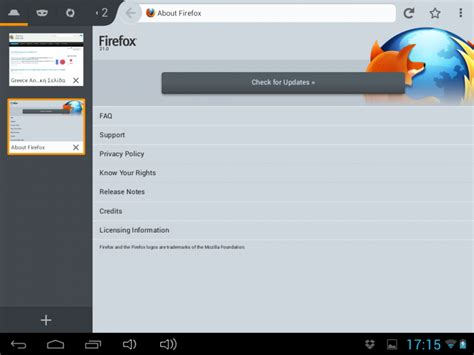 android firefox greece android ο firefox στο android φτάνει στην έκδοση 21 και φέρει πολλές βελτιώσεις