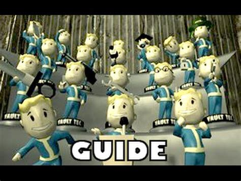fallout 3 bobblehead guide fallout 3 all bobbleheads guide