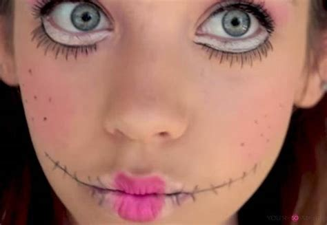 Make Up Cool For School last minute makeup ideas you can create on a