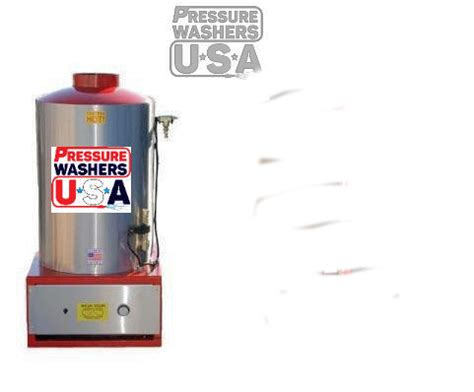 Water Heater Washer water heater diesel conversion tank 5 gpm for