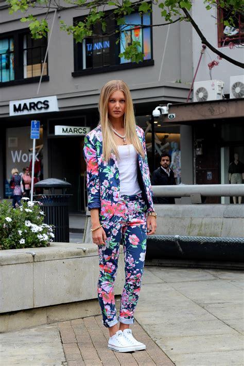 style flower street style fashion tag blog