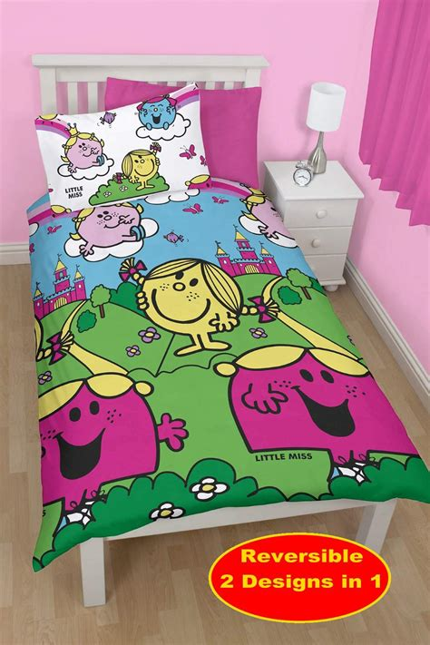 Mr Tumble Quilt Cover by Mr Miss Princess Missland Single Quilt Cover