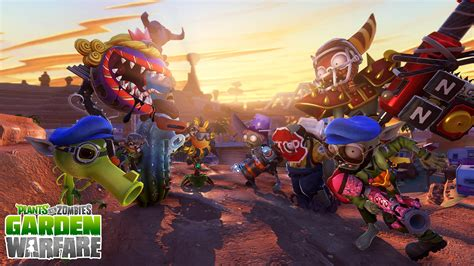 How To Play Plants Vs Zombies Garden Warfare by Plants Vs Zombies Garden Warfare Comes To Playstation In