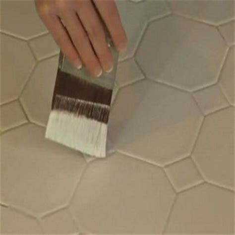 painting ceramic tile floors kitchen how to paint wall tile