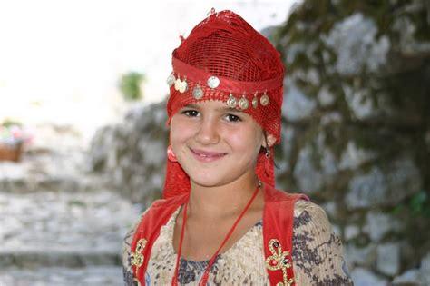 lolitashouse little girls bosnian girl from pocitelj in traditional cloths bosnia