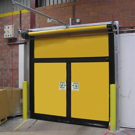 High Speed Overhead Doors High Speed Doors R S Installation And Repair Services
