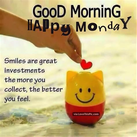 I Always Feel Better In The Morning 2 by Morning Happy Monday Smile You Will Feel Better