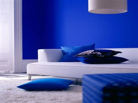 Blue Interior Paint | d 233 cor your home with code cobalt interior design ideas