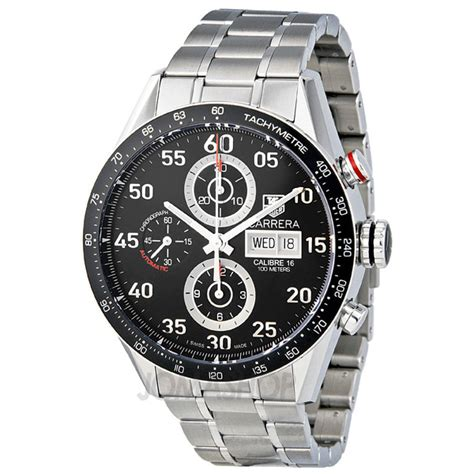 Tag Heuer Carrera Day Date Men's Watch CV2A10.BA0796   Tag Heuer   Shop Watches by Brand   Jomashop